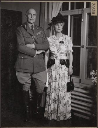 Earl Athlone and Princess Alice