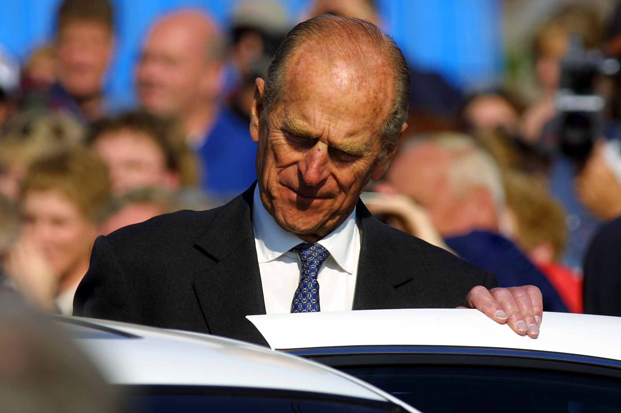 Prince Philip (HRH The Duke of Edinburgh)