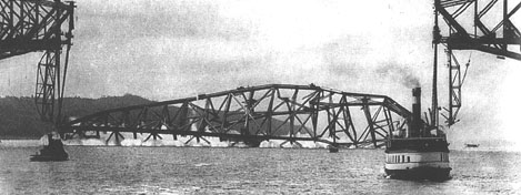 Québec Bridge Disasters