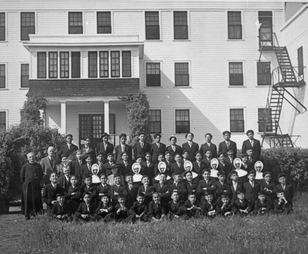 St. Anthony's Indian Residential School