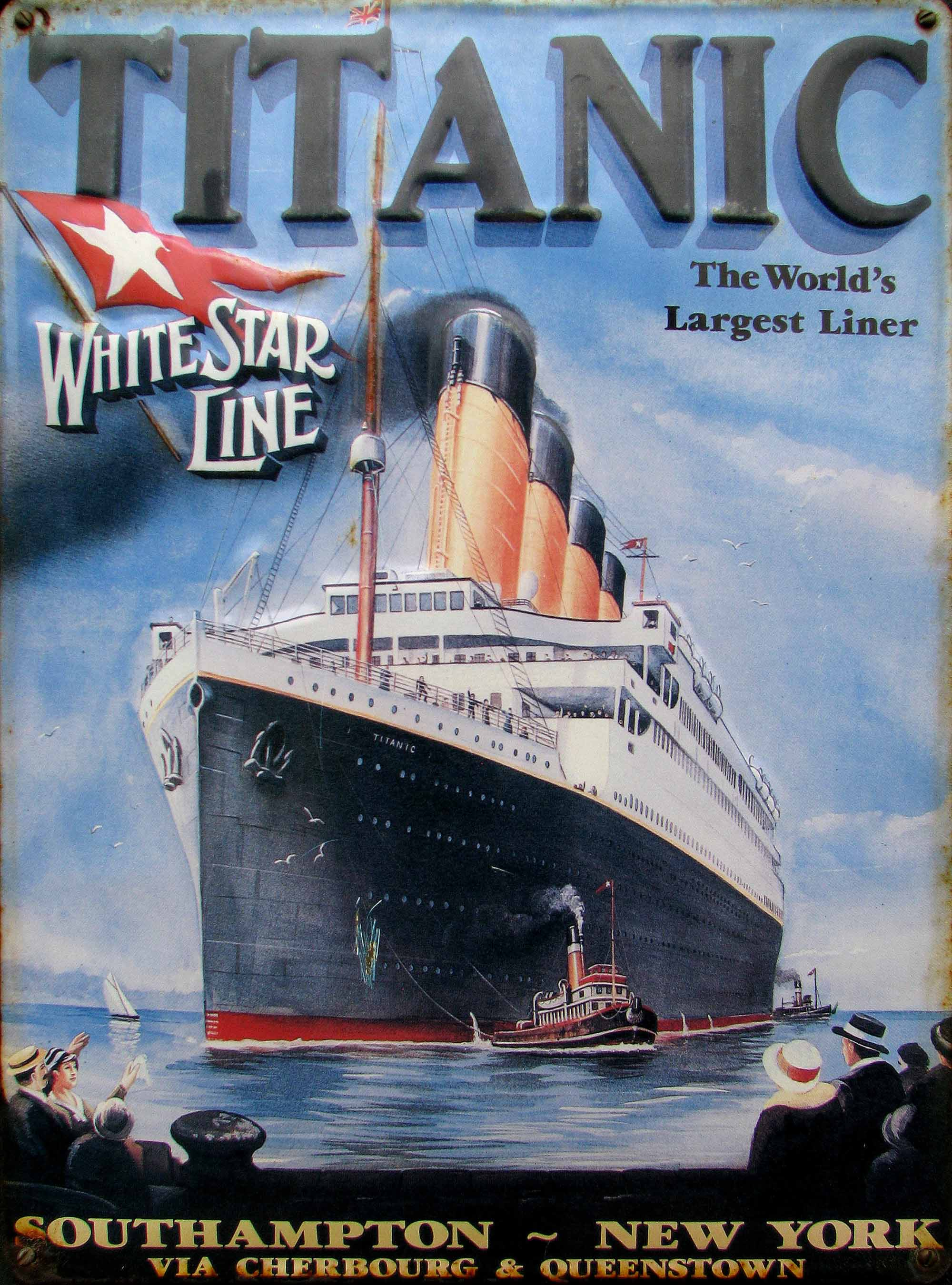 Titanic dating app