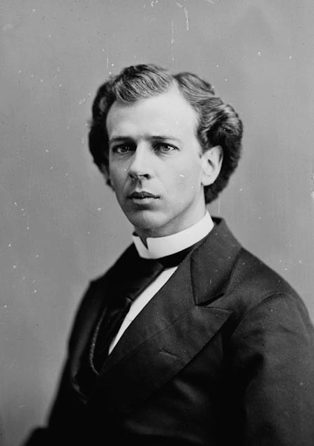 Wilfrid Laurier: Parliamentary Debut, 1871