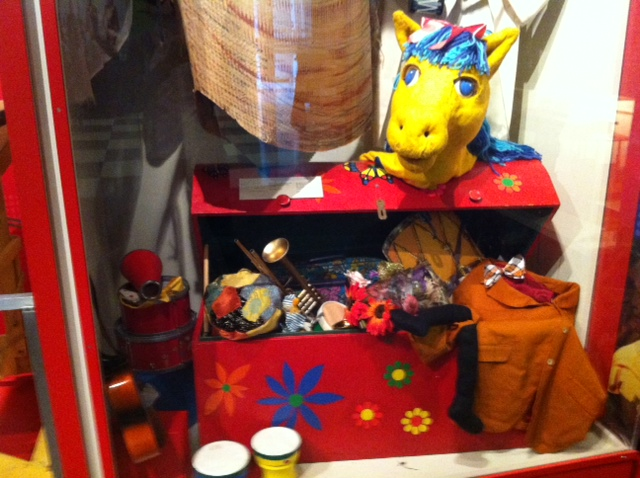 Mr. Dressup's Tickle Trunk
