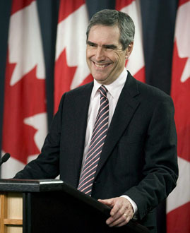 Michael Ignatieff, politician