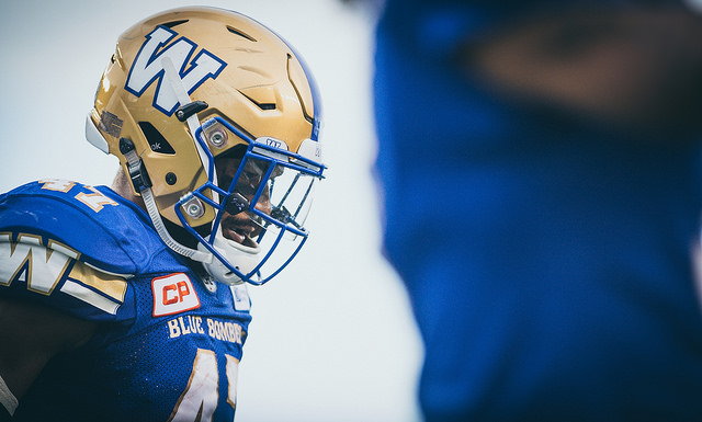 Blue Bombers de Winnipeg