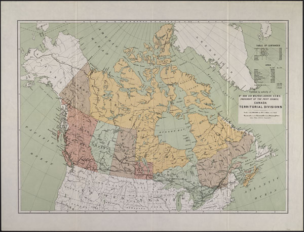Map Of Canada 60th Parallel.Historical Boundaries Of Canada The Canadian Encyclopedia