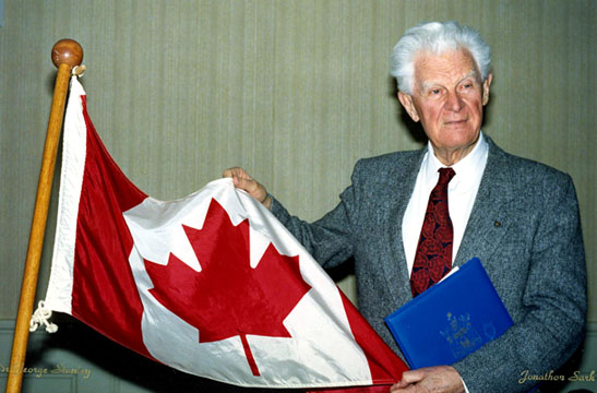 "Editorial: The Stanley Flag and the ""Distinctive Canadian Symbol"""