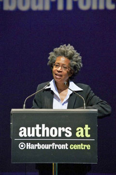 Dionne Brand, author
