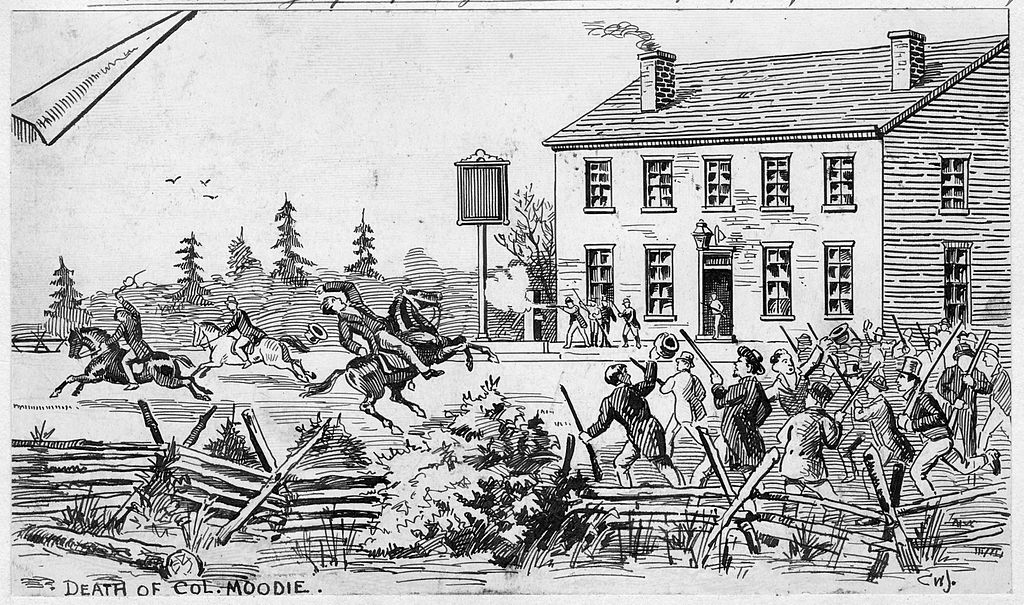 Battle of Montgomery's Tavern