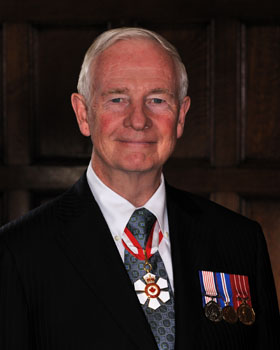 David Johnston, Governor General