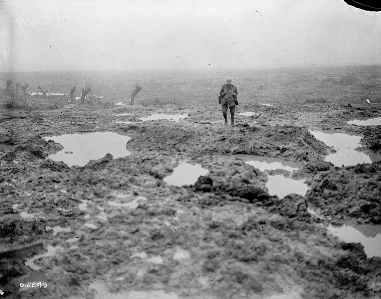 Canada and the Battle of Passchendaele