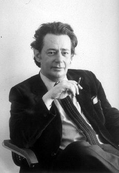 Mordecai Richler, author