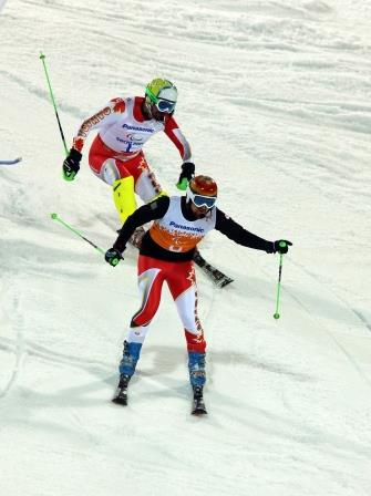 Chris Williamson, Sochi 2014 (Slalom)