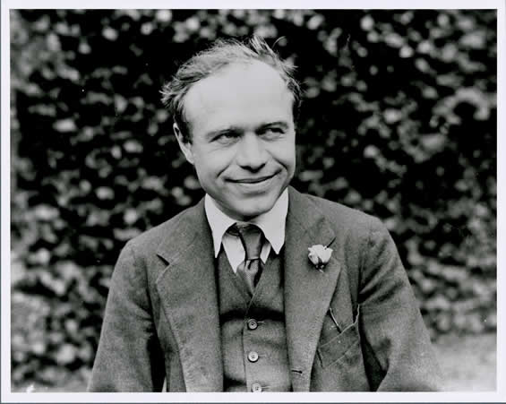 Sir Max Aitken, plus tard devenu Lord Beaverbrook.