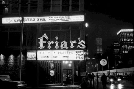 Image result for The Friar's tavern toronto 1962