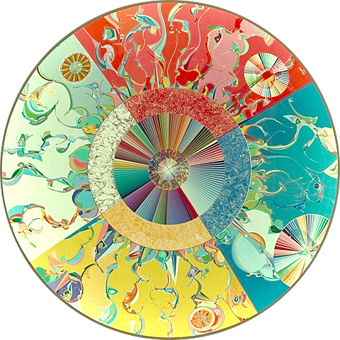Morning Star (Gambeh Then') by Alex Janvier