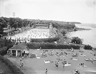 Sunnyside Pool and Beachfront