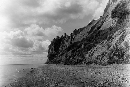 Scarborough Bluffs, 1909