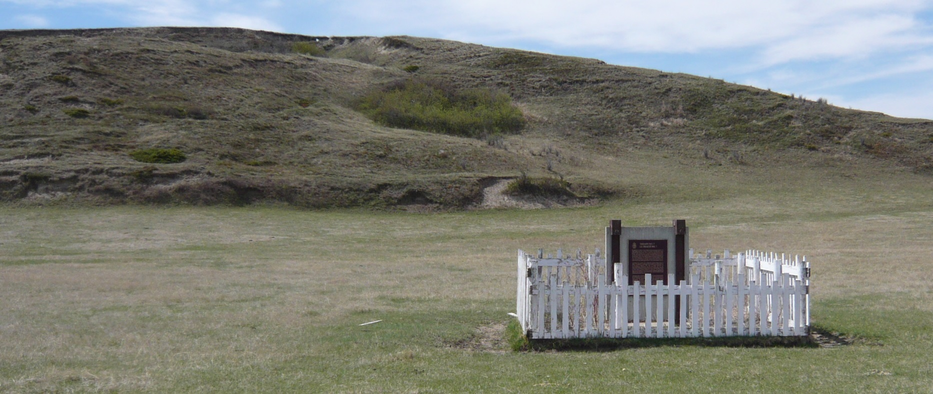 Treaty 7 Signing Site
