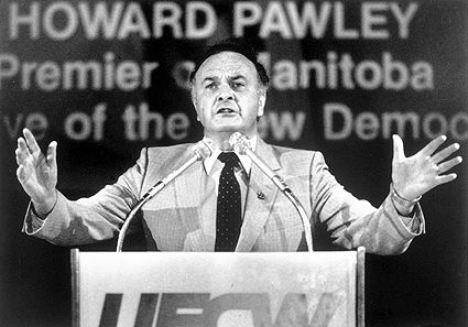 Howard Pawley