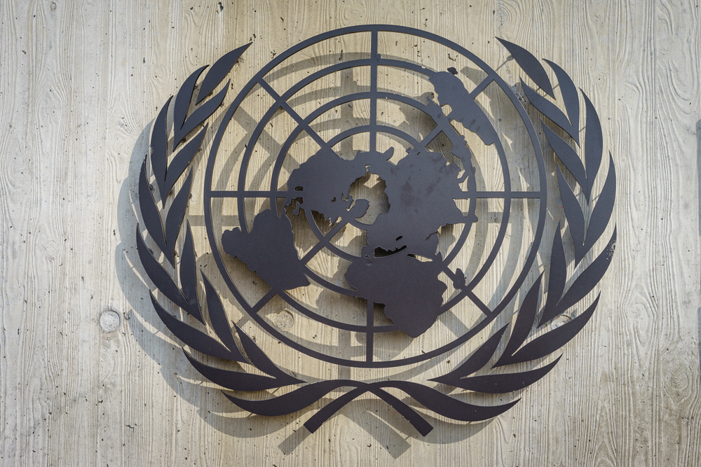 United Nations Symbol