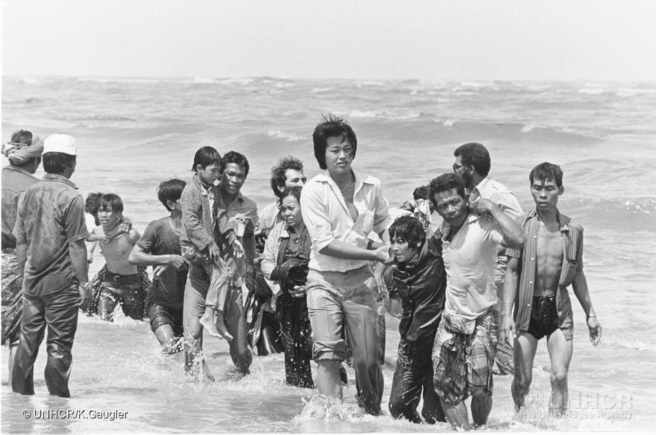 Vietnamese boat people, 1978