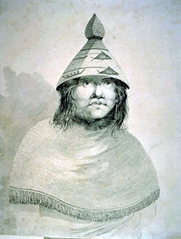 Nuu-chah-nulth (Nootka) Woman