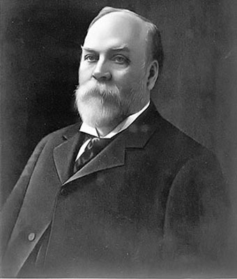 Timothy Eaton, businessman
