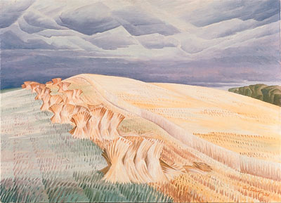 Wheat Field, Hanover