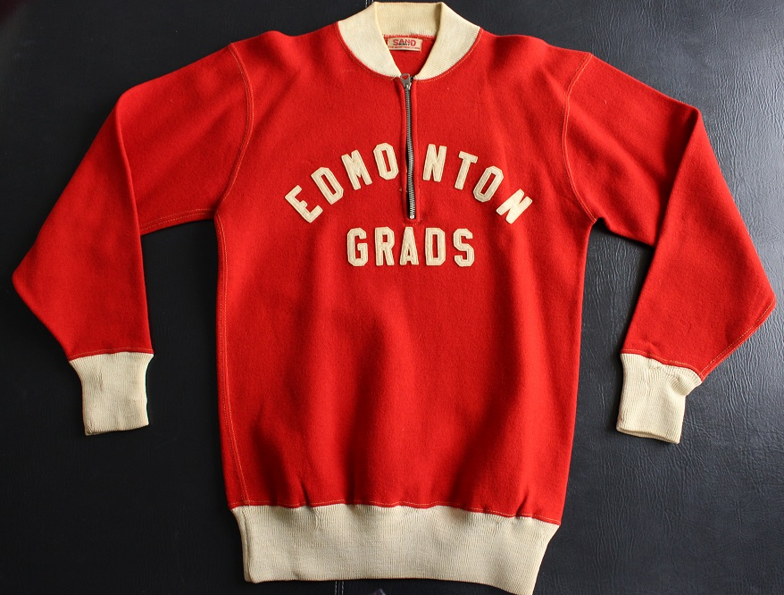 Edmonton Grads Sweater