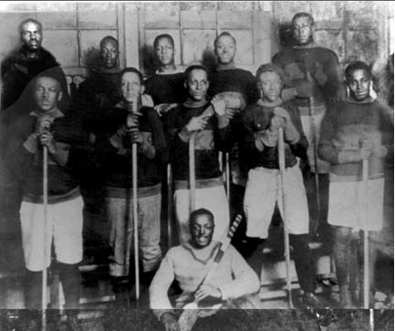 The Coloured Hockey League of the Maritimes
