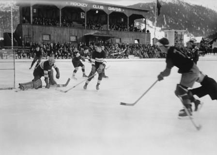 Oxford University vs Czech National Team, 1931