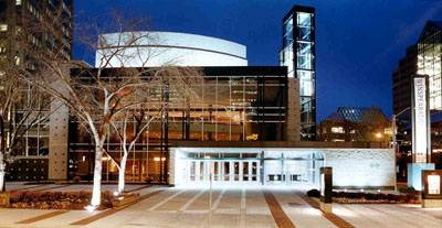 Francis Winspear Centre for Music