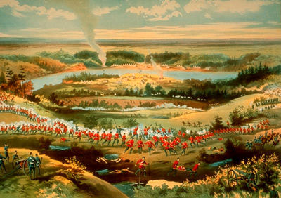The Battle of Batoche and the North-West Rebellion