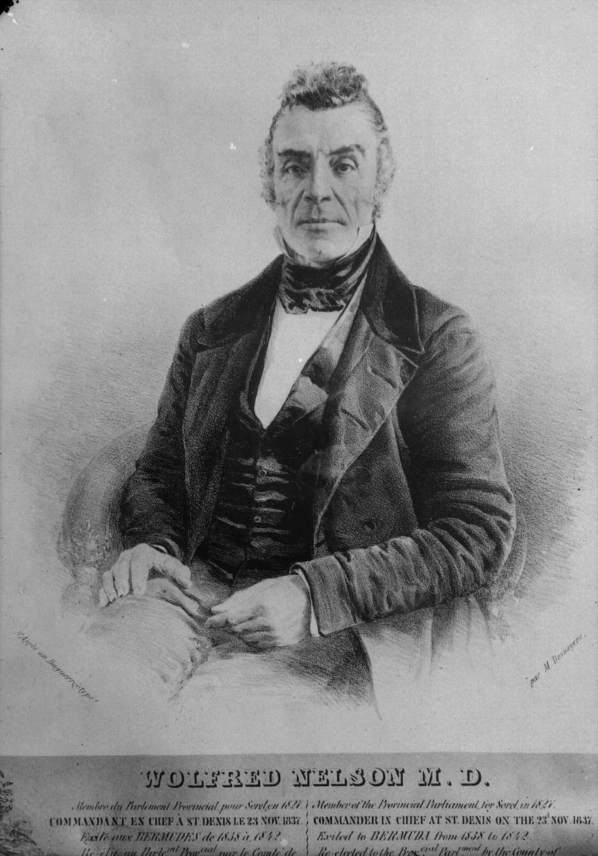 Wolfred Nelson (1792-1863)