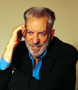 Donald Sutherland (Profile)