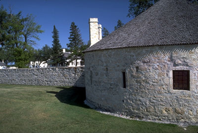 Lieu historique national du Canada de Lower Fort Garry