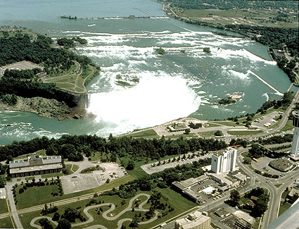 Niagara Falls (Waterfalls)