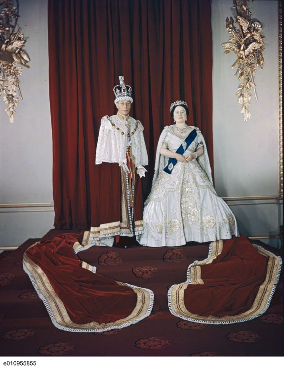 Queen Mother (HM Queen Elizabeth The Queen Mother)