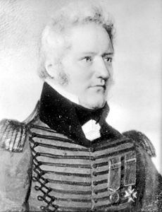 De Salaberry, Colonel Charles-Michel
