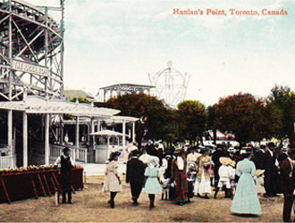 Toronto Feature: Hanlan's Point (en anglais seulement)