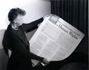 Editorial: John Humphrey, Eleanor Roosevelt and the Universal Declaration of Human Rights