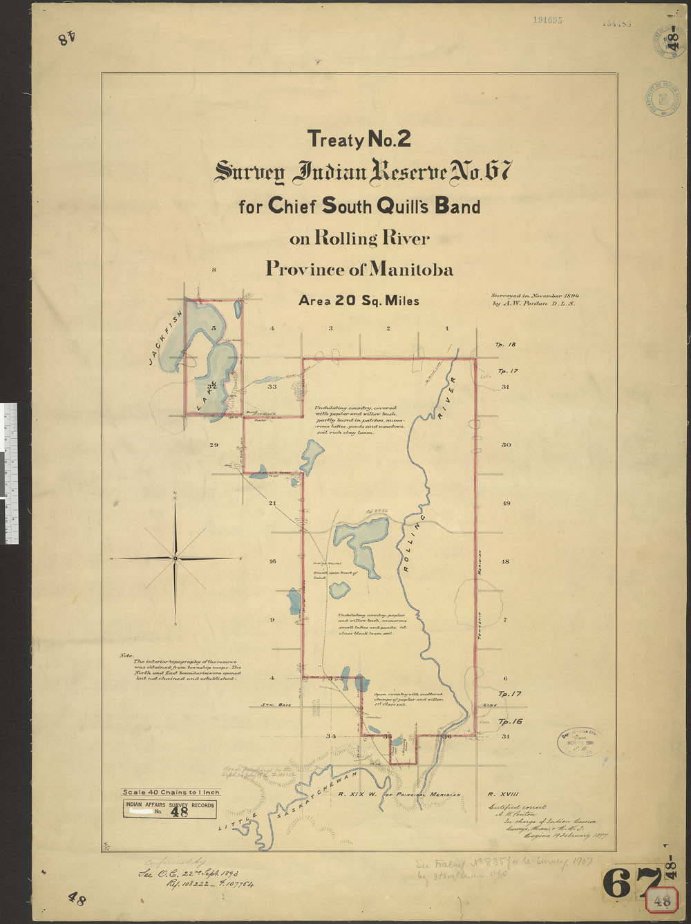 Treaty 2 Survey