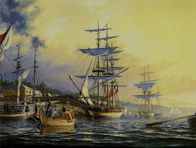Fort Amherstburg and the War of 1812