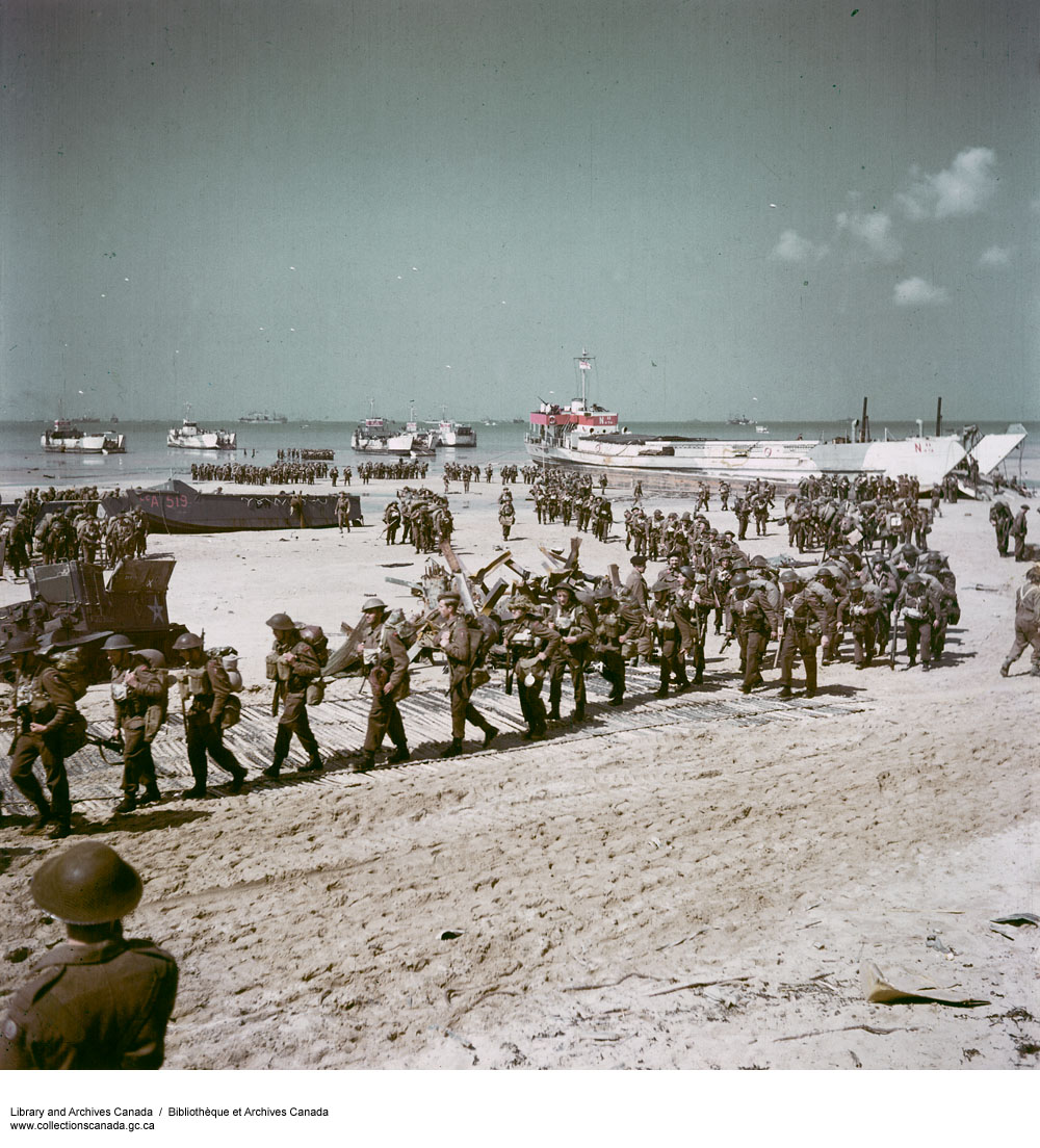 Juno Beach: Day of Courage