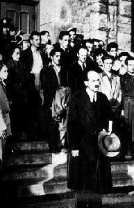Reading of the Riot Act, 1949
