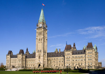 Parliament Buildings, Ottawa