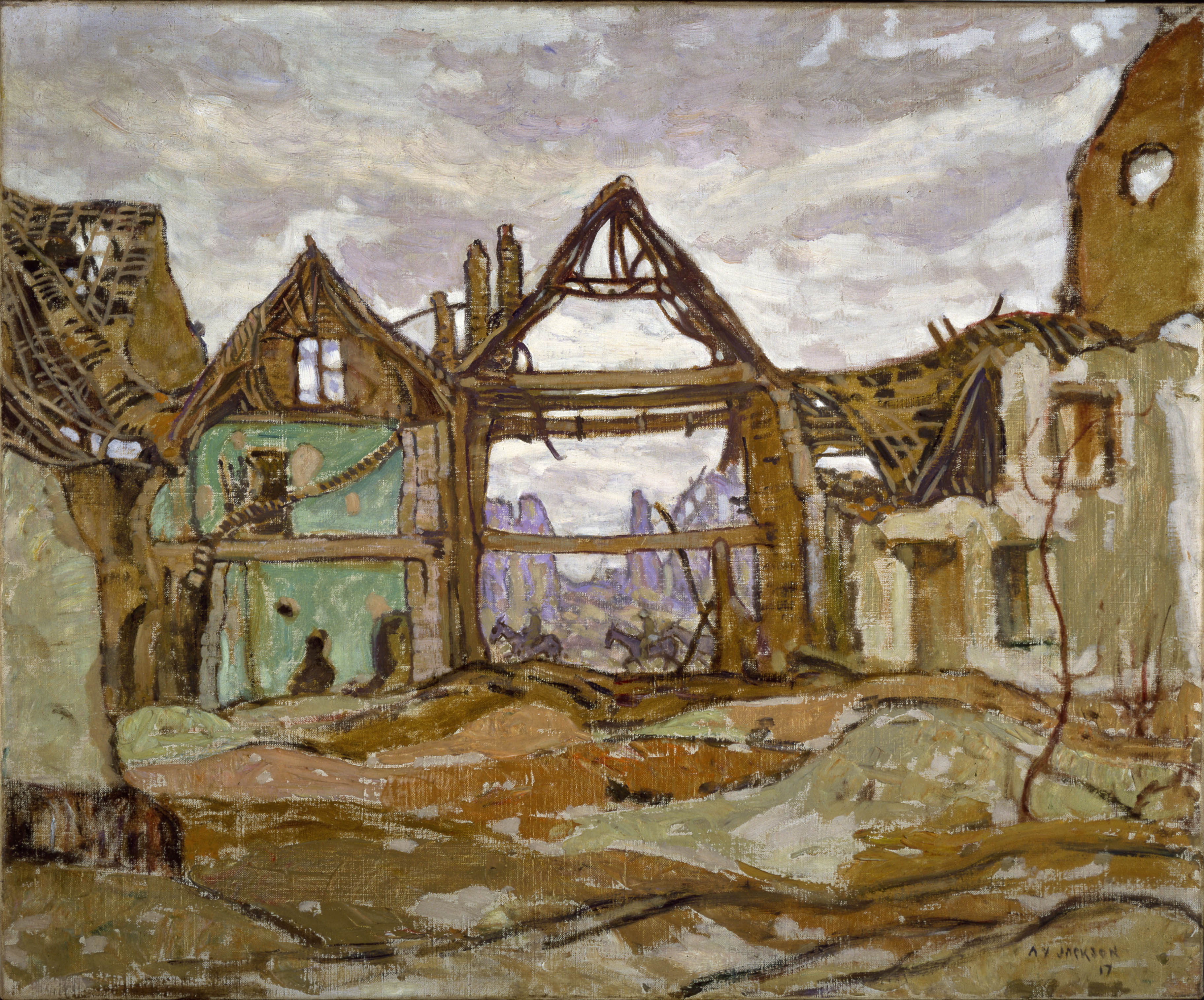 Houses of Ypres
