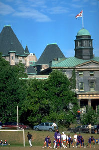 McGill University Campus