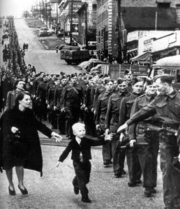 Canadian Children and the Second World War